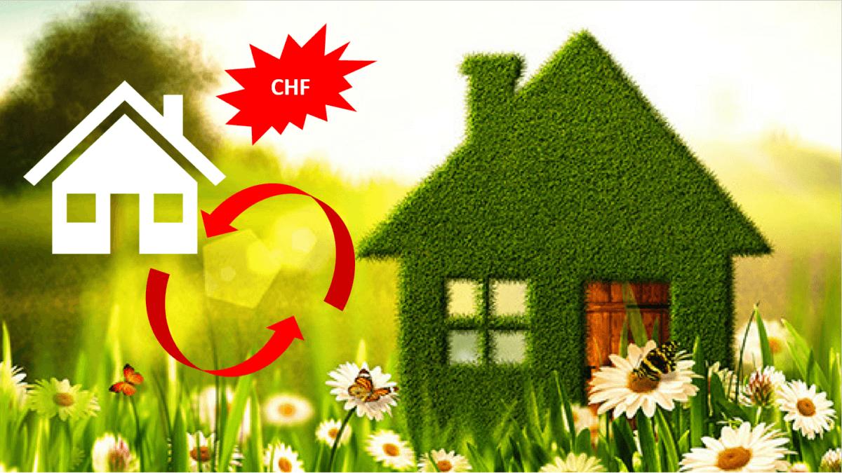 Kredyt we frankach - jak sprzedać mieszkanie i kupić nowe
