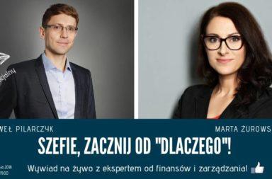 Wywiad z ekspertem od finansów i zarządzania