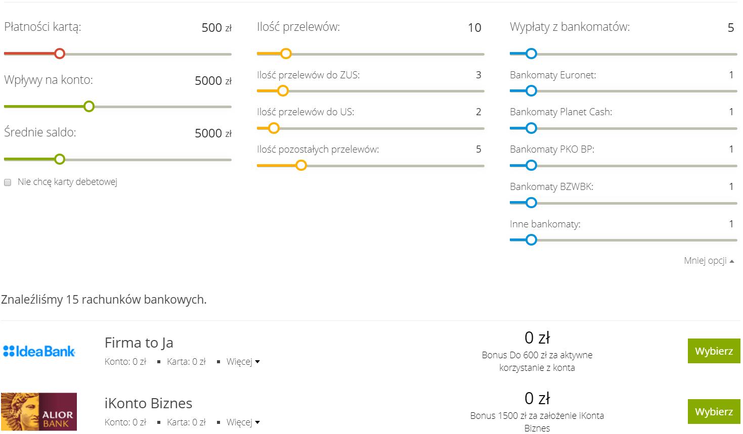 Ranking kont