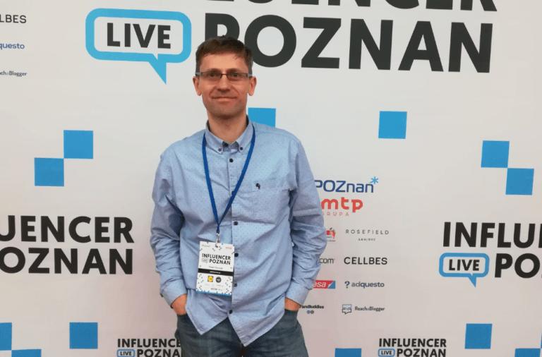 Influencer_Live_Poznań_Paweł