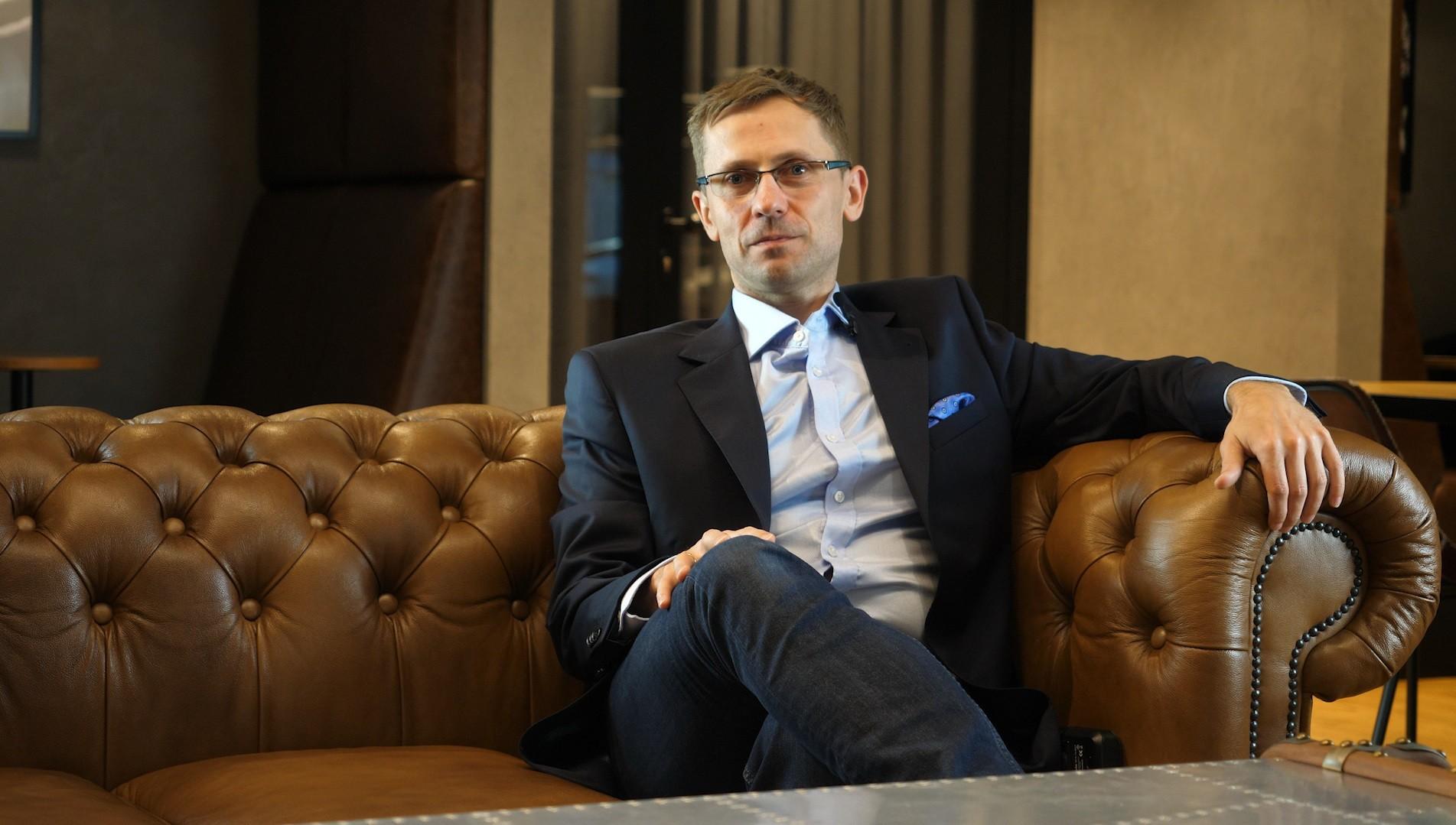 konsultacje biznesowe Paweł Pilarczyk
