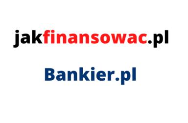 Blog wyróżniony przez Bankier.pl